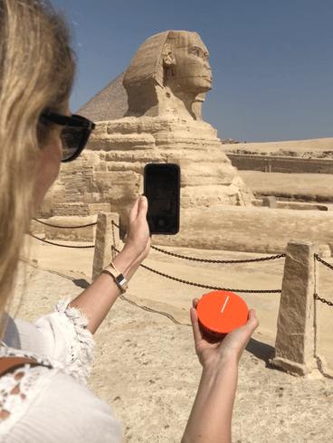 Skyroam in Egypt!