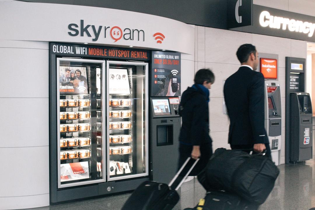Skyroam_Global_WiFi_SFO_Airport_International_Terminal_G